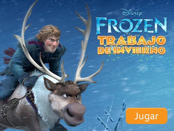 Frozen - Trabajo de invierno