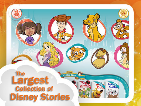 Disney Storytime Screenshots