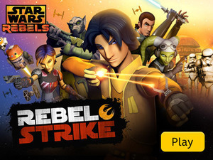 Star Wars Rebels - Rebel Strike