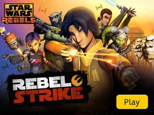 Star Wars Rebels - Rebel Strike