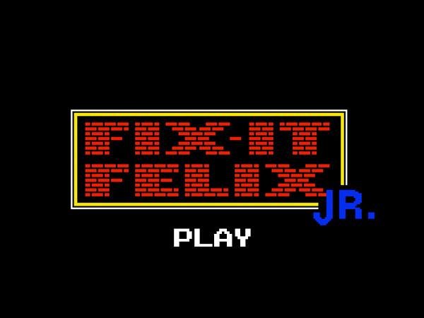 Fix It Felix Gameplay