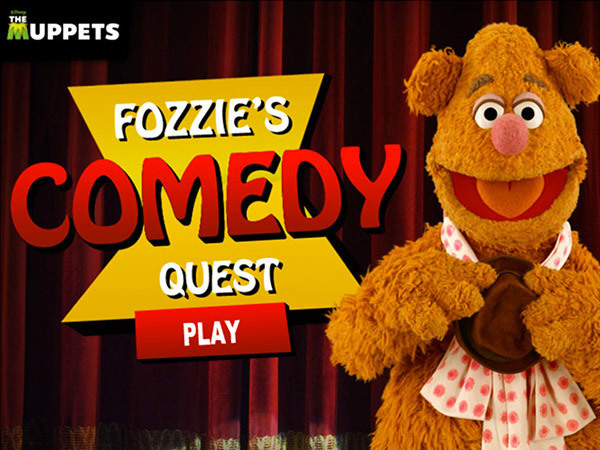 Fozzie's Comedy Quest