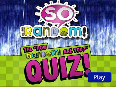 So Random - How Random Are You?