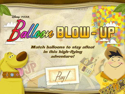 Balloon Blow UP