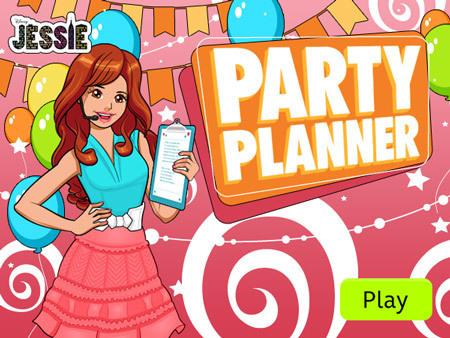 Jessie - Party Planner