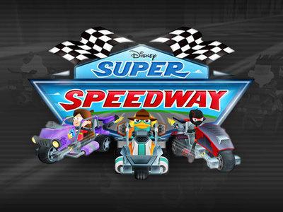 Disney XD: Disney Super Speedway