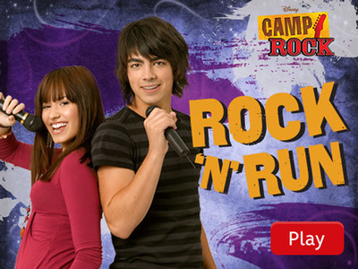 Camp Rock - Rock and Run