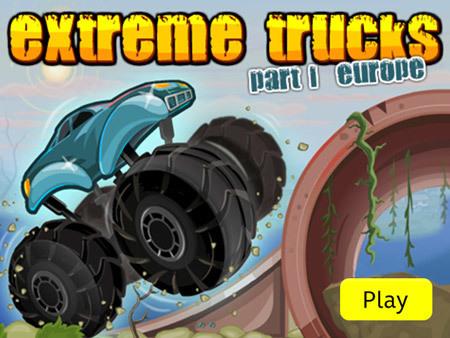 Extreme Trucks Part 1: Europe
