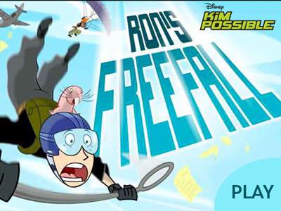 Ron's Free Fall