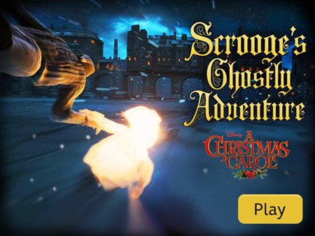 A Christmas Carol - Scrooge's Ghostly Adventure