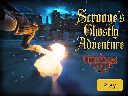 A Christmas Carol - Scrooge's Ghostly Adventure