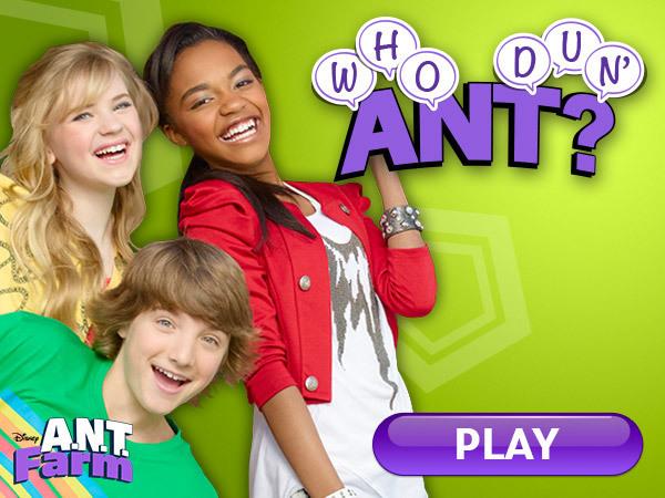 Who Dun' ANT