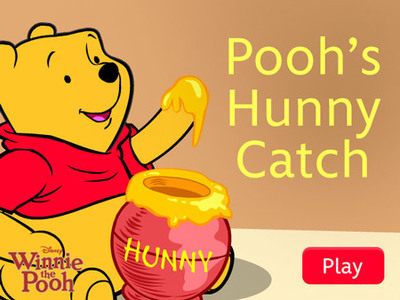 Winnie the Pooh - Pooh's Hunny Catch