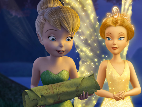 Tinker Bell Movie Gallery