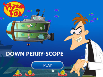 Down Perry-Scope!