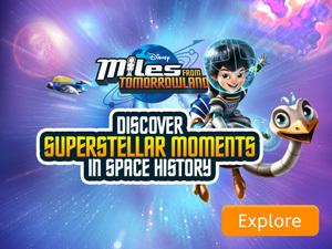 Superstellar Space History Timeline