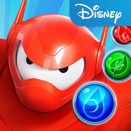 Big Hero 6: Robot Fight