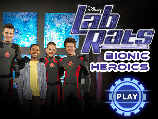 Bionic Heroics