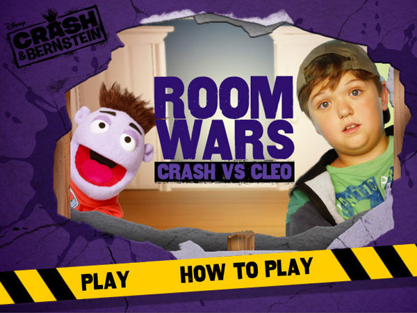 Room Wars: Crash vs Cleo