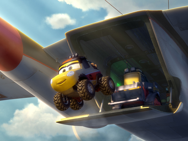 Planes: Fire & Rescue Gallery