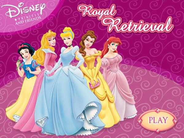 Disney Princess: Royal Retrieval