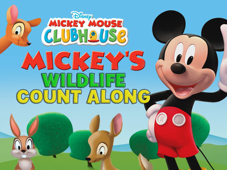 Mickey's Wildlife Count Along Gallery