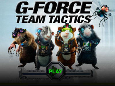 G-Force: Team Tactics