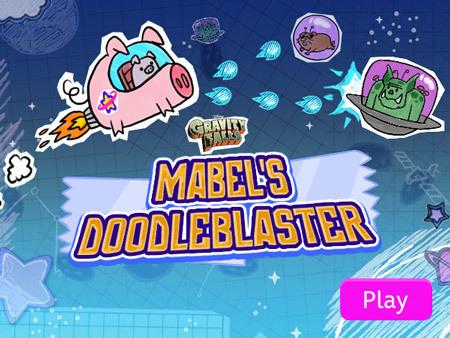Gravity Falls - Mabel's Doodleblaster