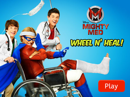 Mighty Med - Wheel N' Heal