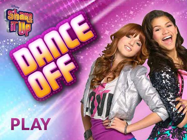 Shake it Up: Dance Off