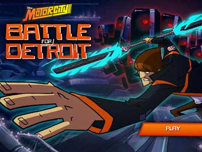 Battle For Detroit