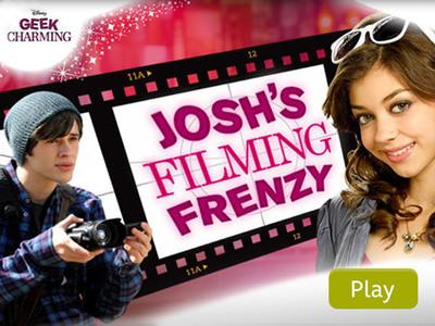 Josh's Filming Frenzy