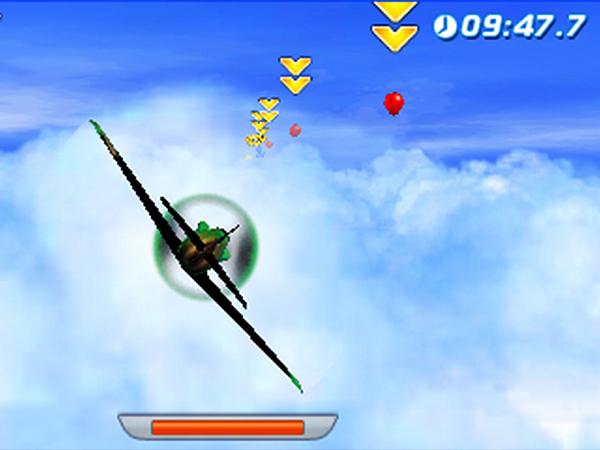 Planes Nintendo 3DS Gallery