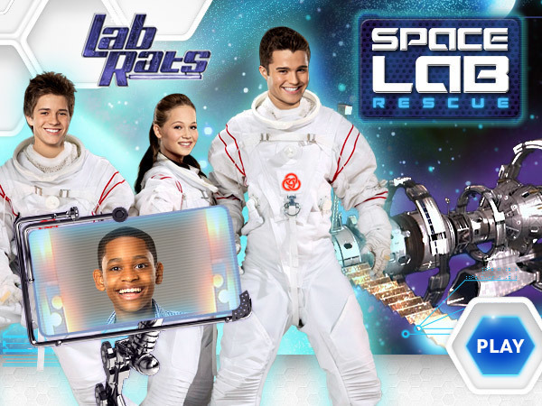 Lab Rats: Space Lab Rescue