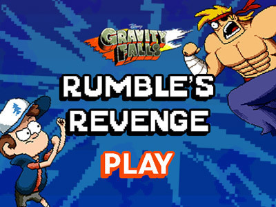 Gravity Falls: Rumble's Revenge