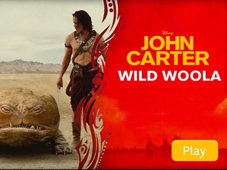 John Carter: Wild Woola