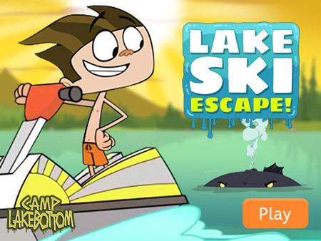 Camp Lakebottom - Lake Ski Escape