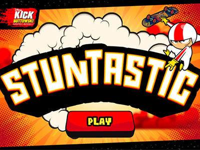 Kick Buttowski: Stuntastic