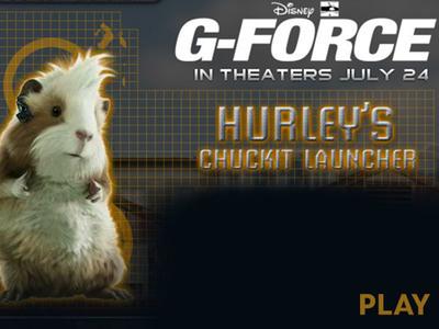 Hurley's Chuckit Launcher
