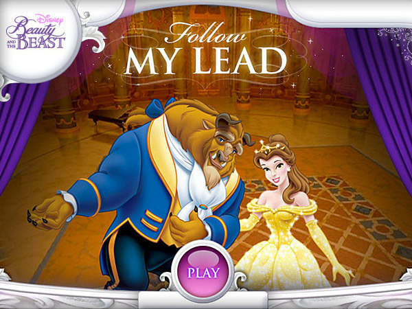 Beauty and the Beast - Follow My Lead