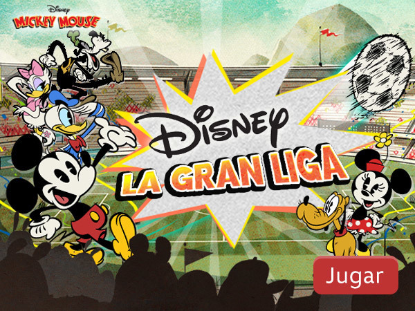 Mickey Mouse - La gran liga