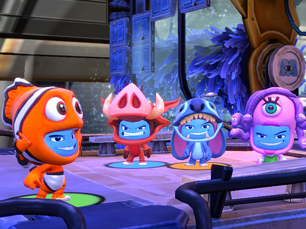 Disney Universe Wii Gallery