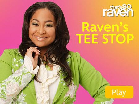 Raven's Tee Stop