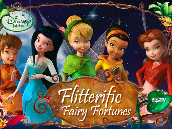 Disney Fairies - Flitterific Fairy Fortunes