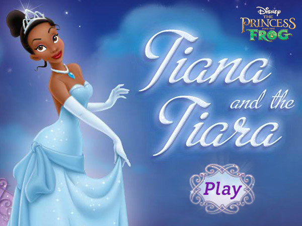 The Princess and the Frog: Tiana and the Tiara