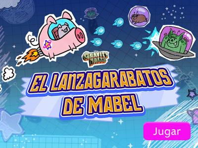 Gravity Falls - El Lanzagarabatos de Mabel