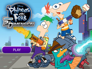 Phineas and Ferb: The Movie Game