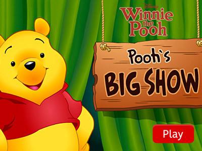 Winnie the Pooh - Pooh's Big Show