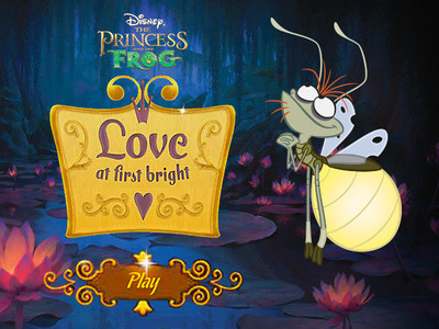 The Princess and the Frog - Love at First Bright