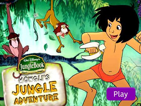 Mowgli's Adventure